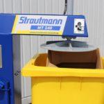 vuilnisbakpers / restafvalpers MT 240